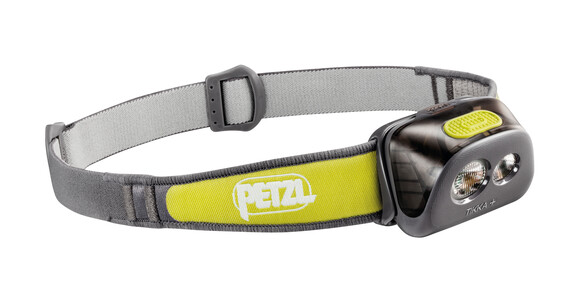Petzl Tikka+ Stirnlampe Grün